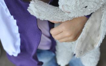 Schnittzeljagd Woche 1: Cardigan mit Schalkragen für Mädchen