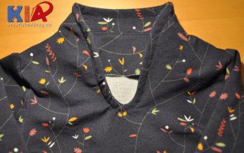 Schnittzeljagd Woche 2: Kleid Miaflora für Mädchen