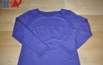 Chilly Sweater von Sewera – Probenähen