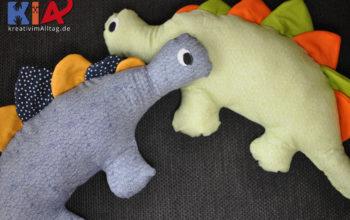 Stegosaurus – Dinosaurier Nackenkissen