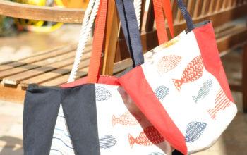 Praktische Taschen für Strand und Alltag: Tasche Pia